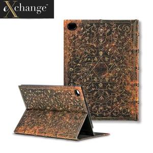 eXchange Black Apple iPad Air 2 Grolier Cover Case - Gold/Brown