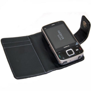 Executive Leather Book Case - Nokia N96
