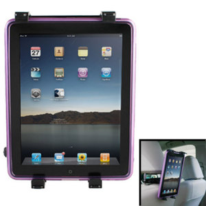 Extendible Car Mount for iPad