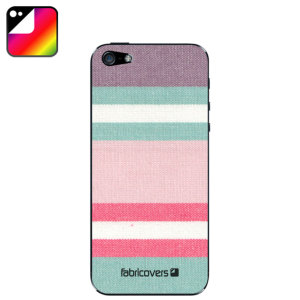 Fabricovers 100% Cotton Skins for iPhone 5S / 5 - Palette MC3