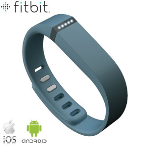 Fitbit Flex Wireless Fitness Tracking Wristband - Slate