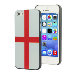 Flag Design iPhone 5S / 5 Case - England