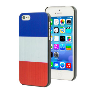 Flag Design iPhone 5S / 5 Case - France