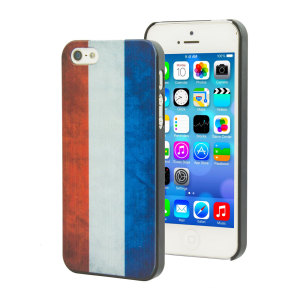 Flag Design iPhone 5S / 5 Case - Holland