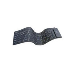 Flexible Keyboard - Black