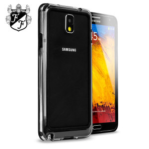 FlexiFrame Samsung Galaxy Note 3 Bumper Case - Black