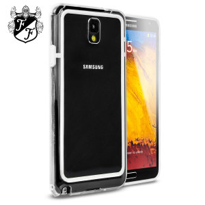 FlexiFrame Samsung Galaxy Note 3 Bumper Case - White