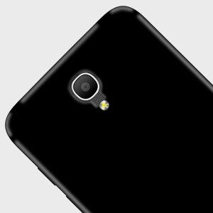 FlexiShield Alcatel POP 4 Gel Case - Solid Black