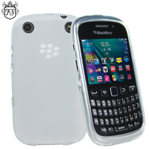 FlexiShield Case for BlackBerry Curve 9320 - White