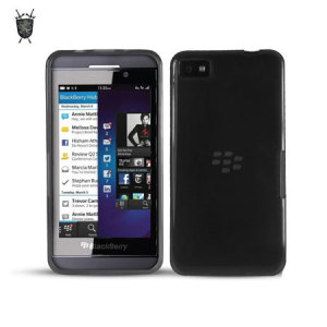 FlexiShield Case for BlackBerry Z10 - Black