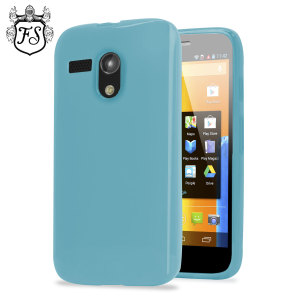 Flexishield Case for Moto G - Teal