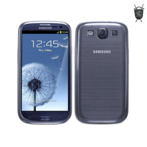 FlexiShield Case For Samsung Galaxy S3 - Frost White