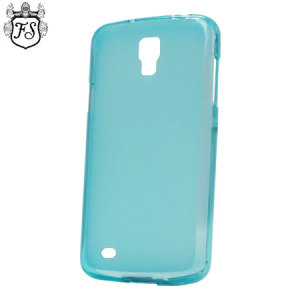 Flexishield Case for Samsung Galaxy S4 Active - Blue