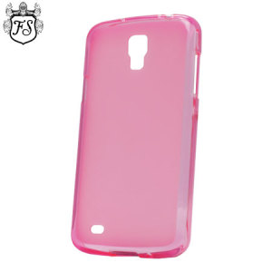 Flexishield Case for Samsung Galaxy S4 Active - Pink