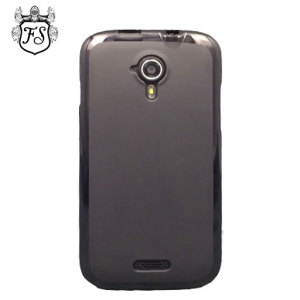 Flexishield Case for Wiko Cink Five - Black
