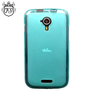 Flexishield Case for Wiko Cink Five - Blue