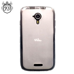 Flexishield Case for Wiko Cink Five - Frosted White