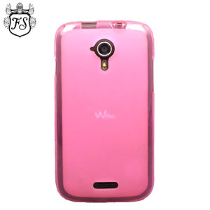 Flexishield Case for Wiko Cink Five - Pink