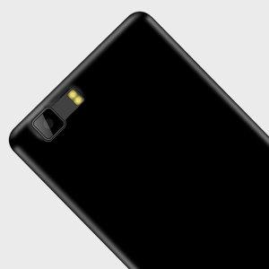 FlexiShield Doogee X5 Gel Case - Solid Black