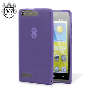 Flexishield EE Kestrel Gel Case - Purple