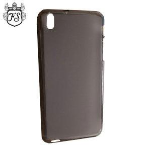 FlexiShield HTC Desire 816 Case - Smoke Black
