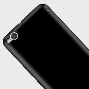FlexiShield HTC One X9 Gel Case - Solid Black