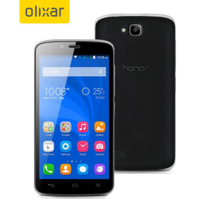 Olixar FlexiShield Huawei Honor Holly Case - Frost White