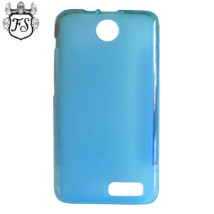 FlexiShield Lenovo A526 Case - Blue