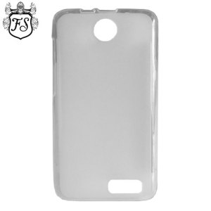 FlexiShield Lenovo A526 Case - Frost White