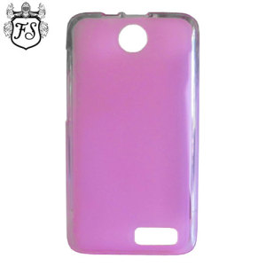 FlexiShield Lenovo A526 Case - Pink