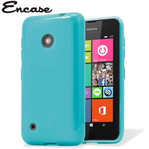Flexishield Nokia Lumia 530 Gel Case - Blue