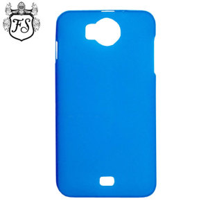 Flexishield Prestigio MultiPhone 5300 Duo Case - Blue