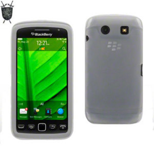 FlexiShield Skin For BlackBerry Torch 9860 - Clear