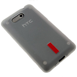 FlexiShield Skin For HTC HD Mini - Clear