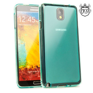 FlexiShield Skin For Samsung Galaxy Note 3 - Blue