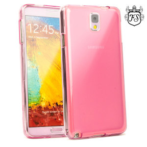 FlexiShield Skin For Samsung Galaxy Note 3 - Pink