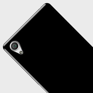 FlexiShield Sony Xperia XA Ultra Gel Case - Solid Black