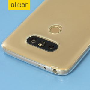 Olixar Ultra-Thin LG G5 Case - 100% Clear