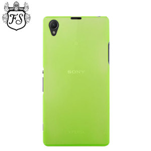 Flexishield Ultra Thin Skin for Sony Xperia Z1 - Green