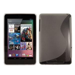 FlexiShield Wave Case for The Google Nexus 7 - Clear