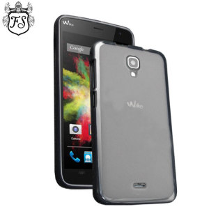 Flexishield Wiko Bloom Case - Smoke Black