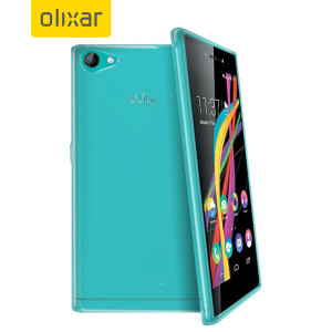 FlexiShield Wiko Highway Star 4G Case - Blue
