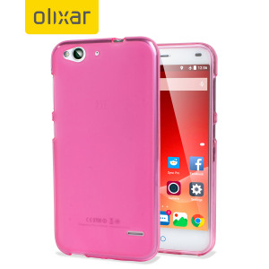 FlexiShield ZTE Blade S6 Case - Light Pink