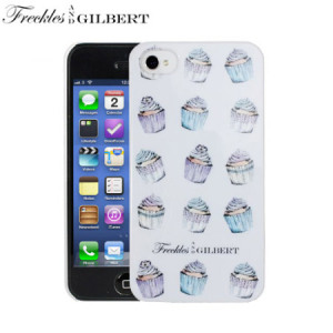 Freckles and Gilbert iPhone 5S / 5 Case - Cupcakes