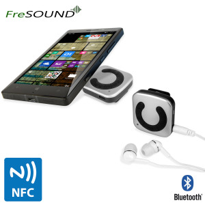 FreSOUND NFC Bluetooth Stereo Music Headset and Music Streamer