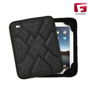 G-FORM Extreme Edge For 10 Inch Tablets - Black