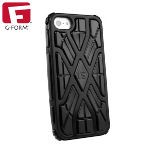 G-Form X-Protect Case for iPhone 5S / 5 - Black