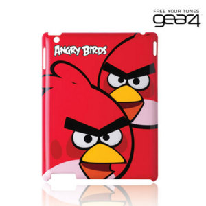 Gear4 Angry Birds Case for iPad 2 - Red Bird