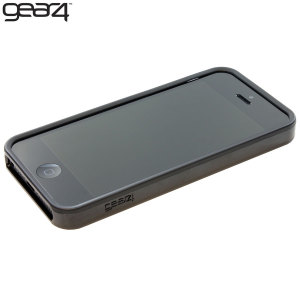 iphone 5s bumper case gear4 g4ic506g iphone 5s 5 rubber bumper black 14753