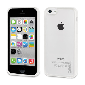 Gear4 IceBox Edge Case for iPhone 5C - White